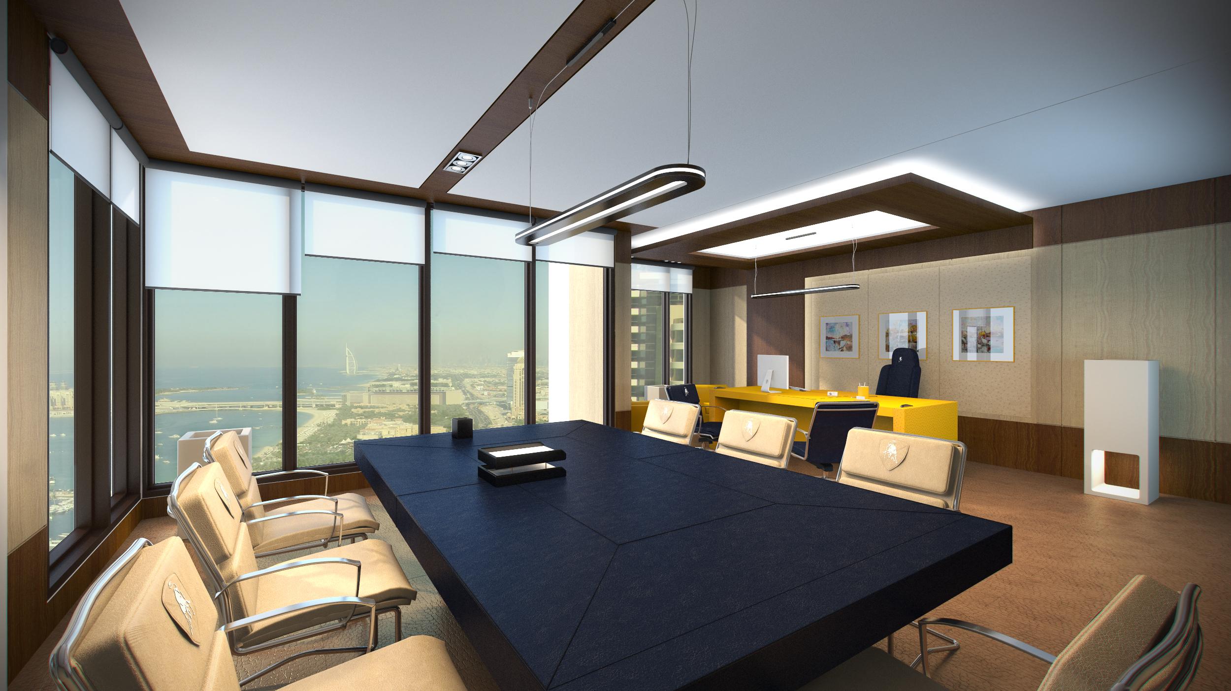 Italian Office Furniture Dubai Images