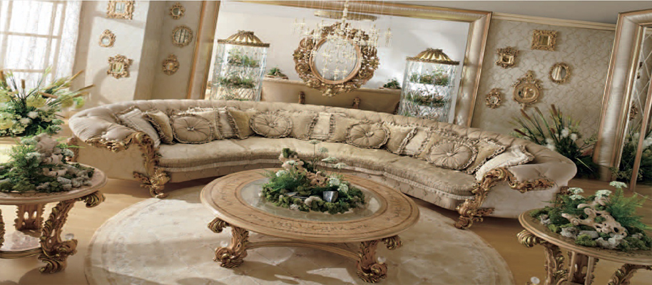 Palazzo romano italian furniture dubai At home furniture dubai