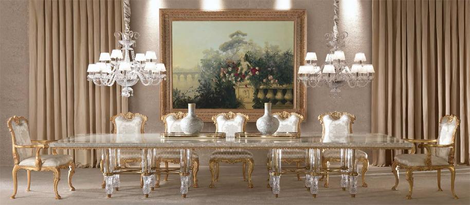 Palazzo Romano Luxury Furniture Dubai